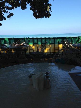Travellers Beach Resort: what a veiw wow