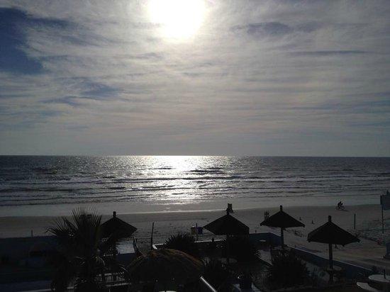 Dream Inn: beautiful view of the beach