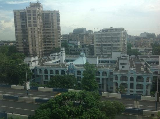 Hotel Hindusthan International Kolkata: Room with a view