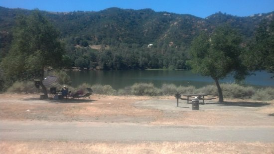 Del Valle Regional Park: a nice cool lake for fishing and boating and swimming too