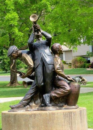 Jazz Band - Picture of Benson Park Sculpture Garden, Loveland ...