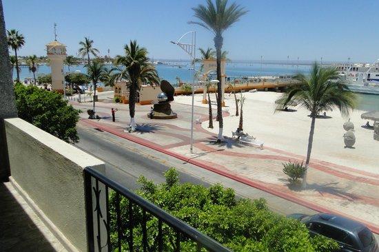 Hotel Posada de la Mision : Otra Vista desde el Balcon de la Master Suite