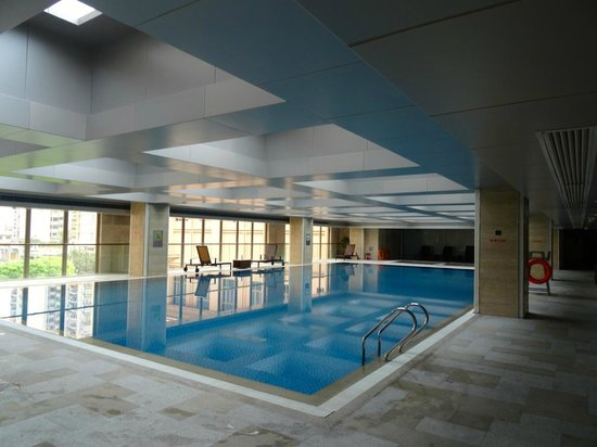 Parklane Chang'an International Hotel: Indoor pool