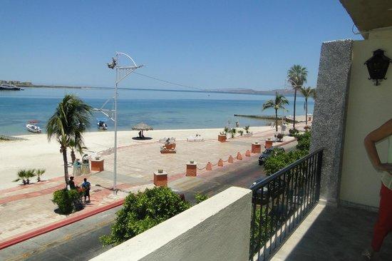 Hotel Posada de la Mision : Vista desde el balcon de la Master Suite