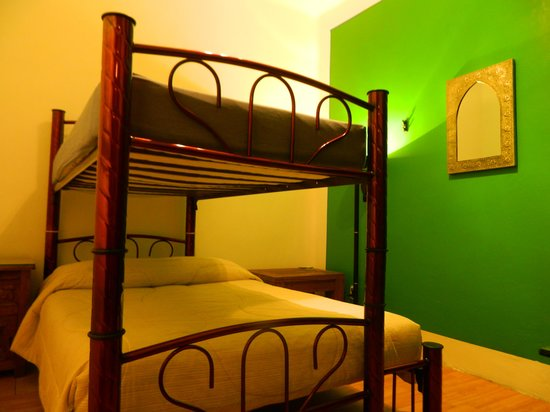 Hostel Inn Zona Rosa : Privado Verde