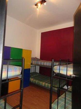 Hostel Inn Zona Rosa : Dormitorio 6 camas