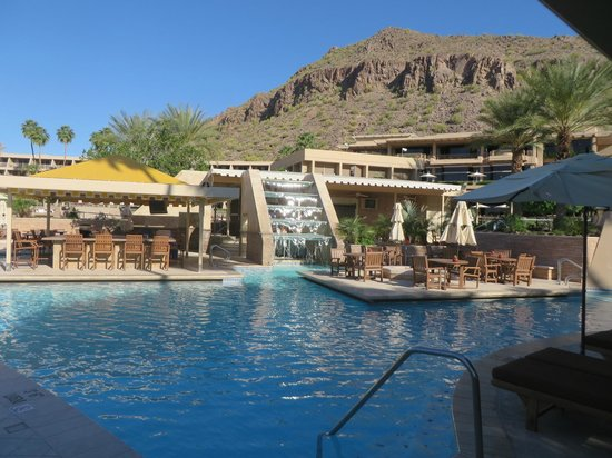 The Phoenician, Scottsdale : One of 8 pools