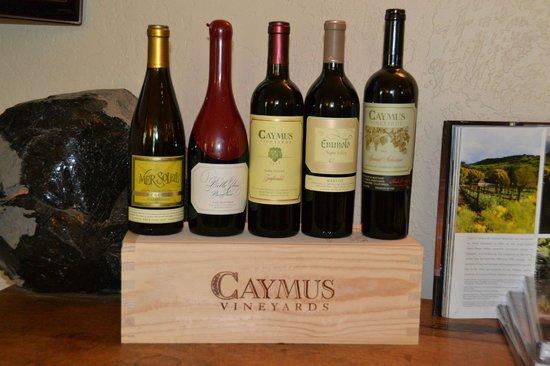 Caymus Vineyards: Caymus
