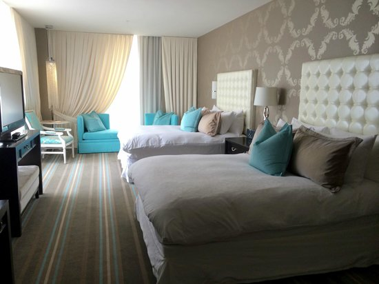 The Nines, a Luxury Collection Hotel, Portland: Beautiful Decor & Furnishings!