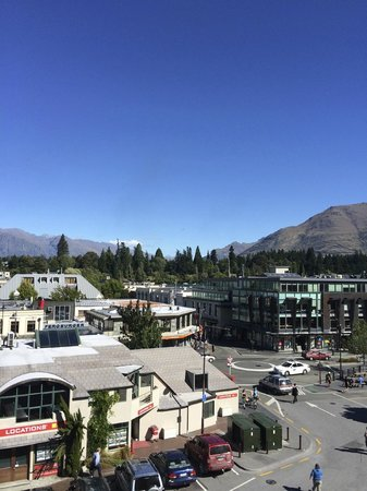 Sofitel Queenstown Hotel & Spa : View from our room