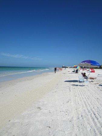 Sarasota Surf and Racquet Club: Siesta Key Beach