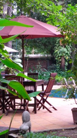 The River Garden Siem Reap: By the pool