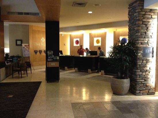 The Westin Kierland Villas: Check in counter