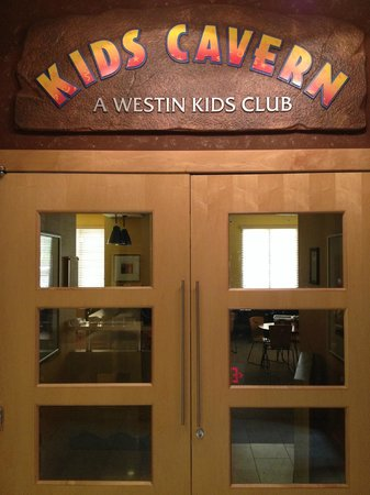 The Westin Kierland Villas: Kids club