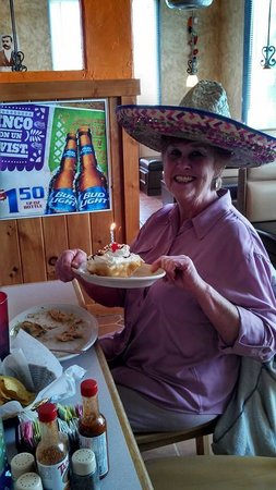 Campo Verde: Happy Birthday Mom