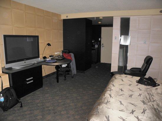 Hotel Classique: room