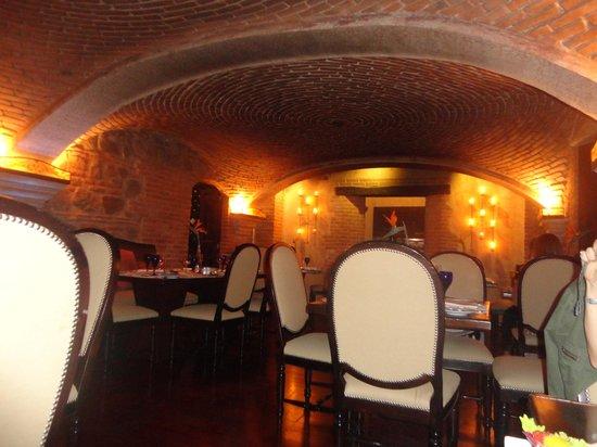 El Convento Boutique Hotel: Restaurant