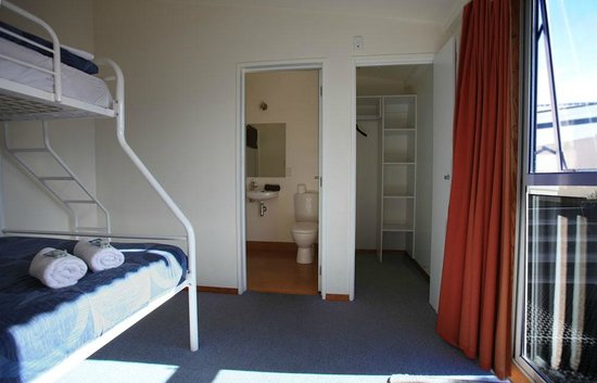 On Top Backpackers: Double Ensuite Room