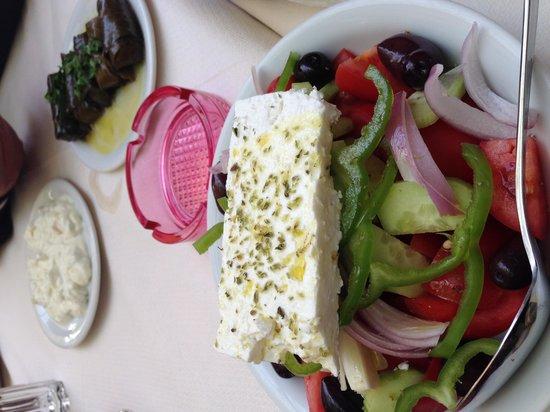 Aegean: Yummy Greek Salad