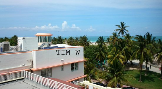 Casa Grande Suite Hotel of South Beach : window view daytime