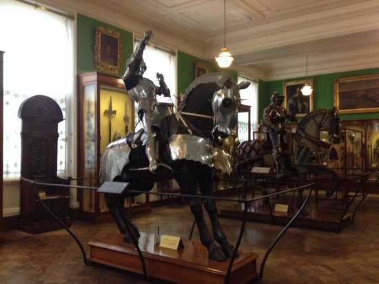 Wallace Collection: Collection of armor