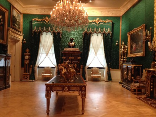 Wallace Collection: One of the gorgeous rooms