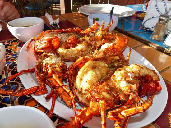 La Casa Del Pescador: Фирменное блюдо