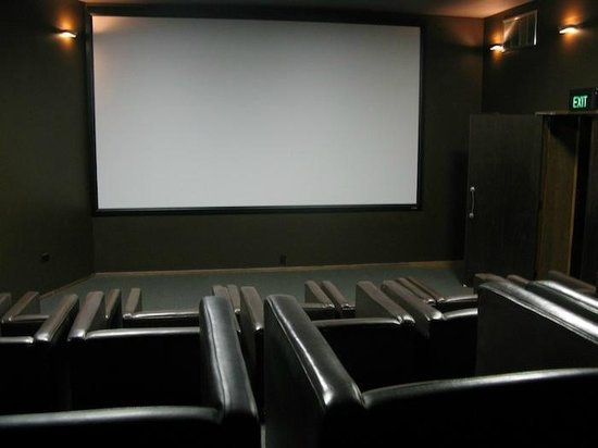 On Top Backpackers: Our very own cinema