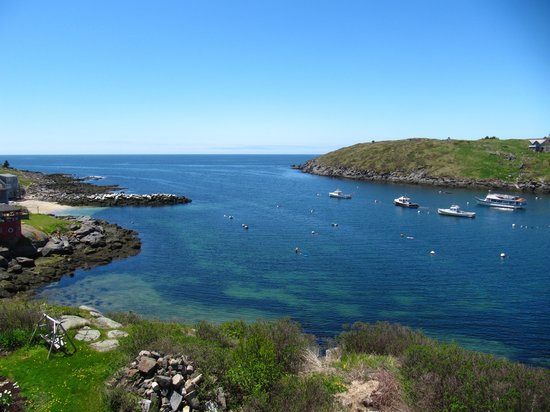 John Sterling Harbor House: Monhegan Harbor