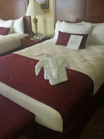 Plaza Resort & Spa: Queen suite