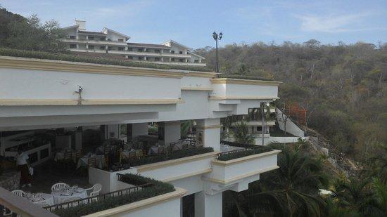 Park Royal Huatulco : Vista del restaurante