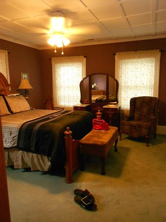 Somewhere Inn Time B&B: Richard's Room