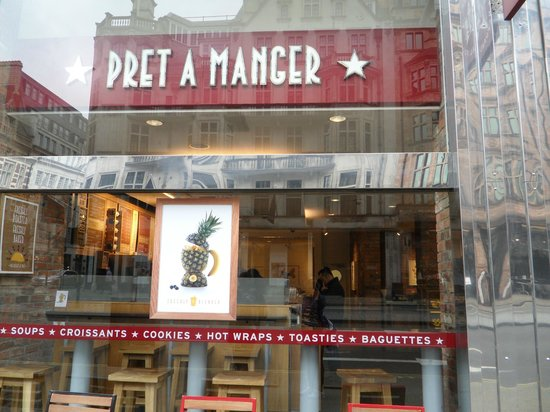 transformation process pret a manger Welcome to pret delivers, using our attempting to place an order so that we can be sure that you are near a pret shop and process your order pret a manger.
