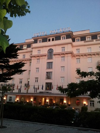Palacio Estoril Hotel, Golf and Spa: Palacio Estoril Hotel