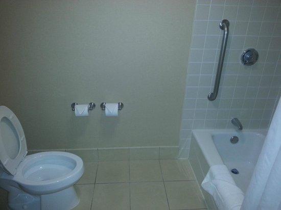 San Diego Marriott Mission Valley: Bathroom