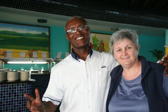 Casa Marina Beach & Reef: Cooking area