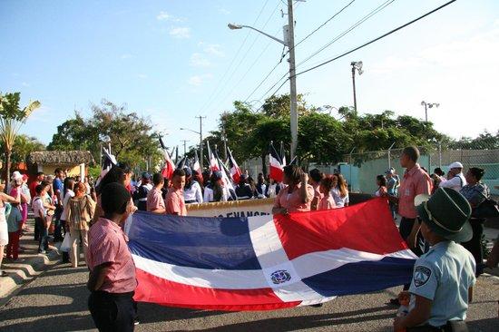 Casa Marina Beach & Reef: Parade