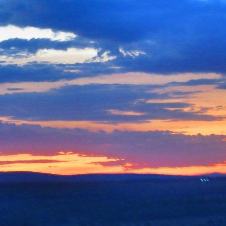Lake Elmenteita Serena Camp: Sundown