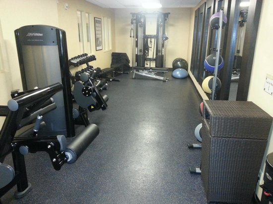 San Diego Marriott Mission Valley: Exercise room
