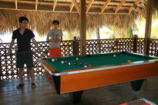 Casa Marina Beach & Reef : Games