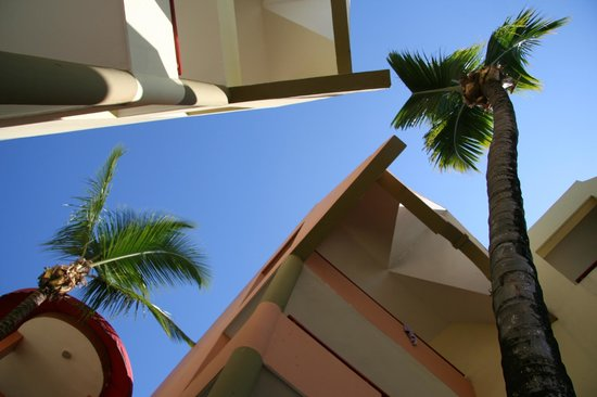 Casa Marina Beach & Reef : Hotel view