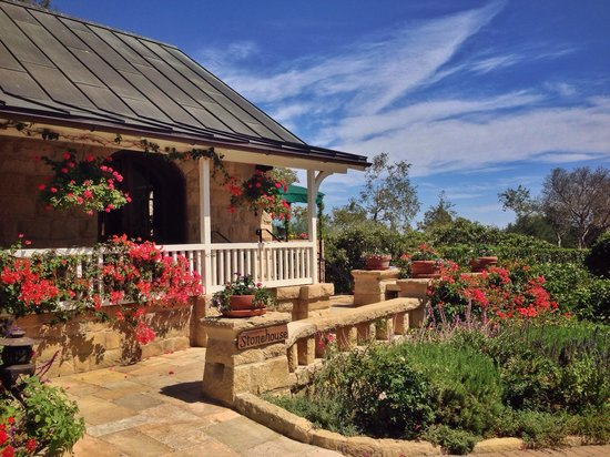 San Ysidro Ranch, a Ty Warner Property : The restaurant