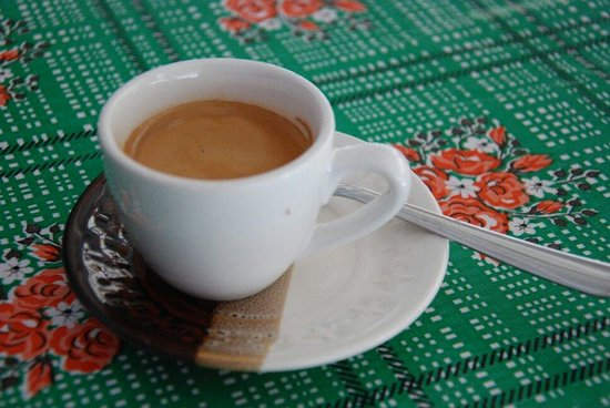 Amor y Cafe: The fist good coffe on caye calker