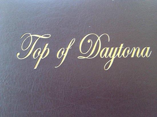 Top of Daytona Restaurant and Lounge: Top of Daytona
