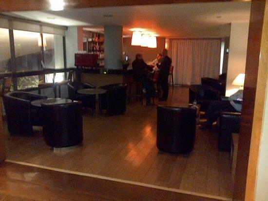 Hotel & Spa Golf Los Incas : bar