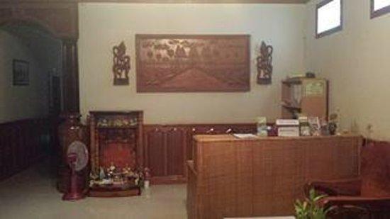 Siem Reap Garden Inn: Lobby