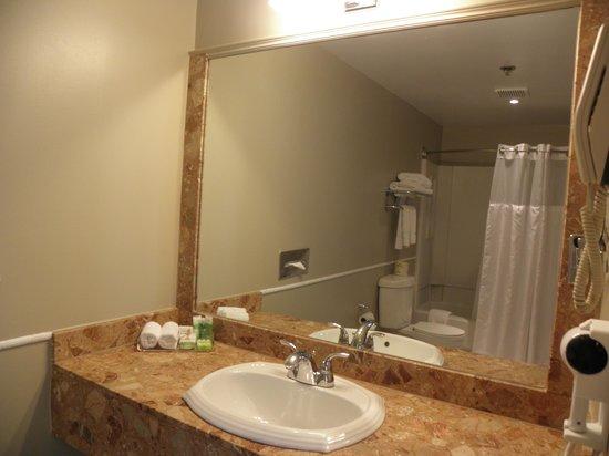 Best Western Ville-Marie Hotel & Suites: bathroom