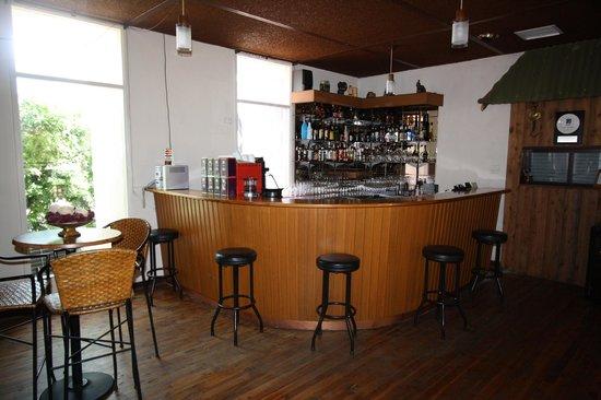 Cobar Copper City Motel: Bar area