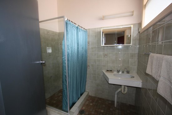 Cobar Copper City Motel: Bathroom