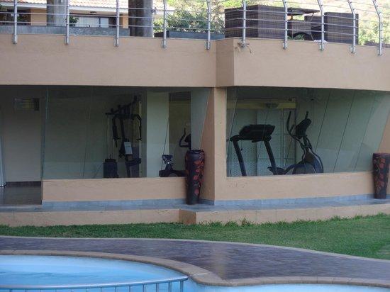 Aakar Lords Inn : Gym